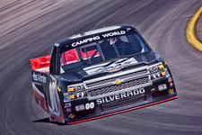 #00 Haas Automation- Camping World Trucks