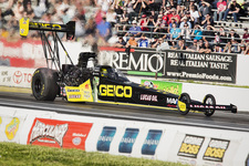 Ritchie Crampton- Geico Top Fuel- NHRA