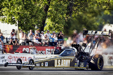 Tony Schumacker- Army Top Fuel - NHRA