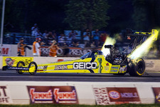 Morgan Lucas- Geico Top Fuel - NHRA