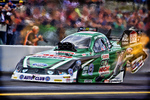 John Force- Castrol Funny Car- NHRA