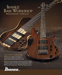 Ibanez- Bass Workshop AD