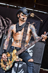 Ashley Purdy- Black Veil Brides