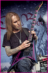 Alexi Laiho- Children of Bodom