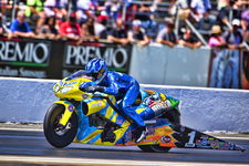 Le Tonglet- Nitro Fish Pro Stock Bike- NHRA