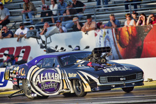Vonn Smith- Al-anabi Racing Pro Mod- Nhra