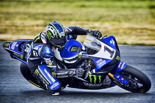 Josh Hayes- Monster Energy- AMA Superbike