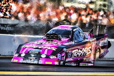 Courtney Force- Traxxas Nitro Funny Car- NHRA